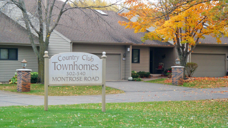 Country Club Townhomes