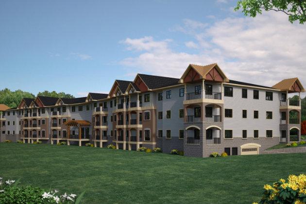 Granite Landing Apartment ...